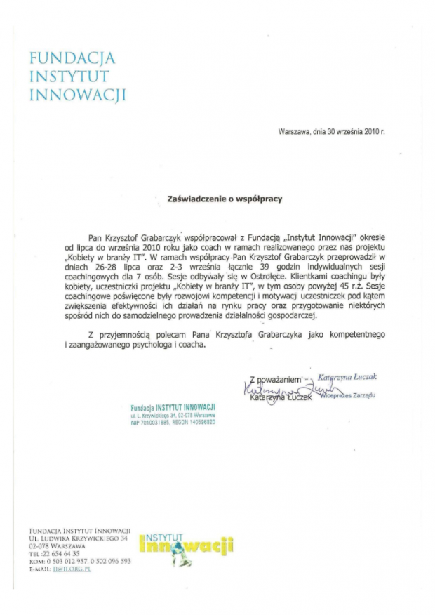 Instytut Innowacji